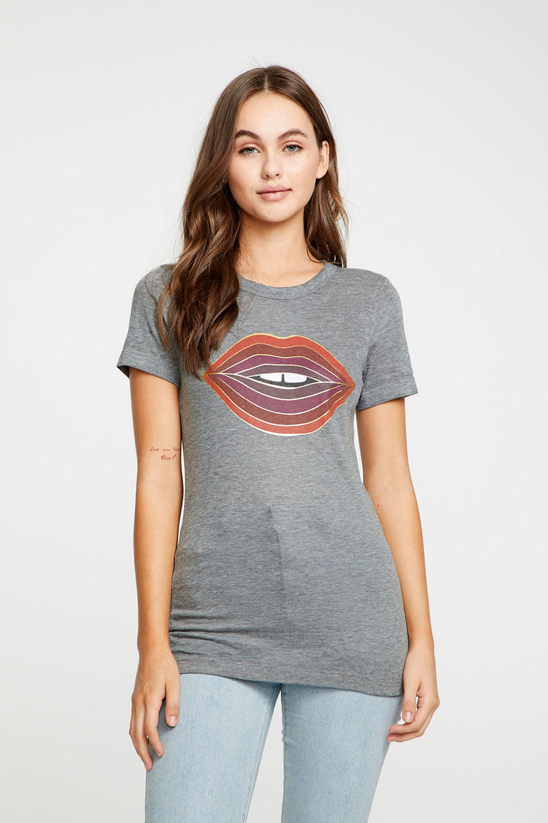 Glam Lips, WOMENS, chaserbrand.com,chaser clothing,chaser apparel,chaser los angeles