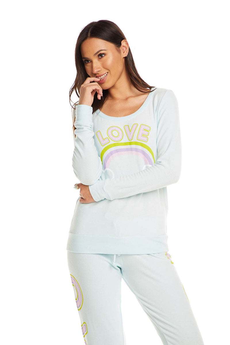 Sweet Love Hearts, WOMENS, chaserbrand.com,chaser clothing,chaser apparel,chaser los angeles
