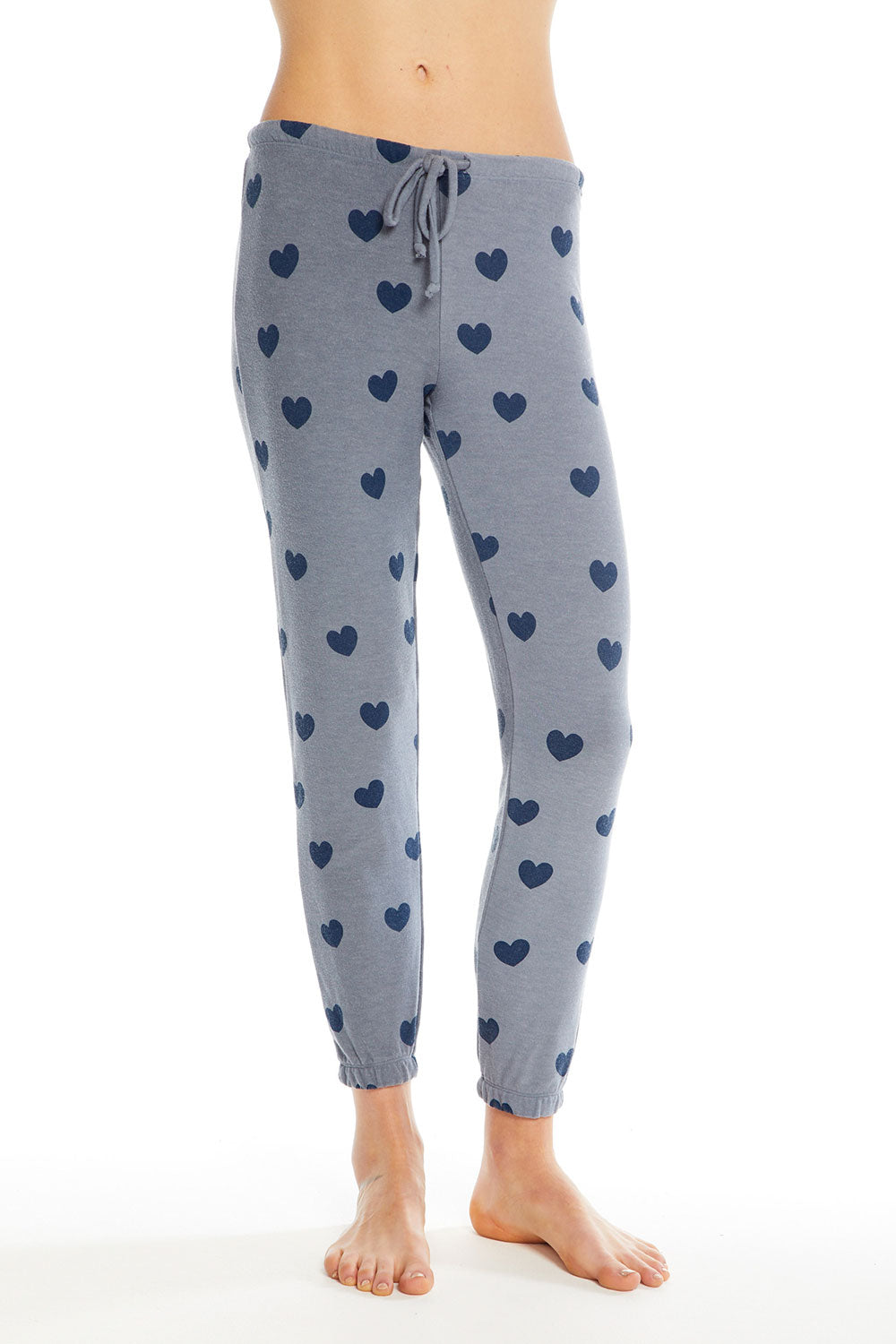 Blue Hearts Pant, WOMENS, chaserbrand.com,chaser clothing,chaser apparel,chaser los angeles