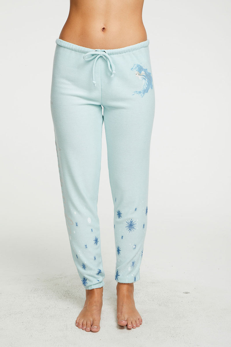 Disney's Frozen 2 - True To Myself Pants, WOMENS, chaserbrand.com,chaser clothing,chaser apparel,chaser los angeles