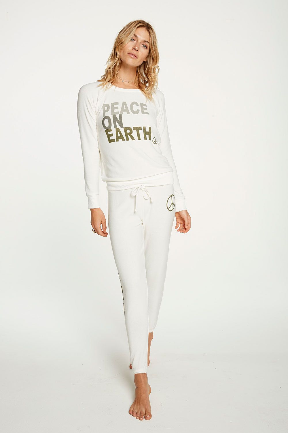 Peace On Earth Pants