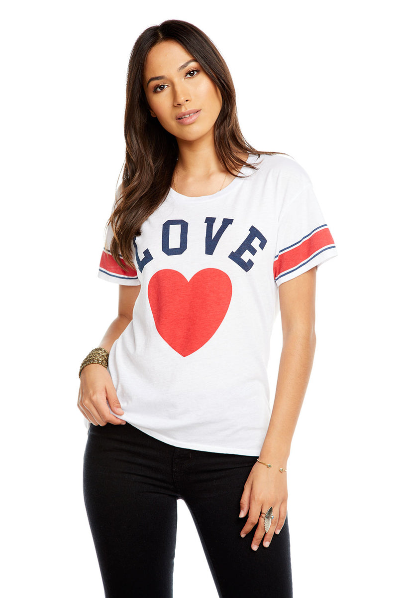 TEAM LOVE, WOMENS, chaserbrand.com,chaser clothing,chaser apparel,chaser los angeles