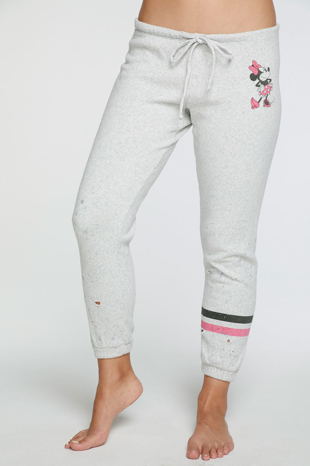 Disney's Minnie Mouse - Minnie Bow Pants WOMENS chaserbrand4.myshopify.com