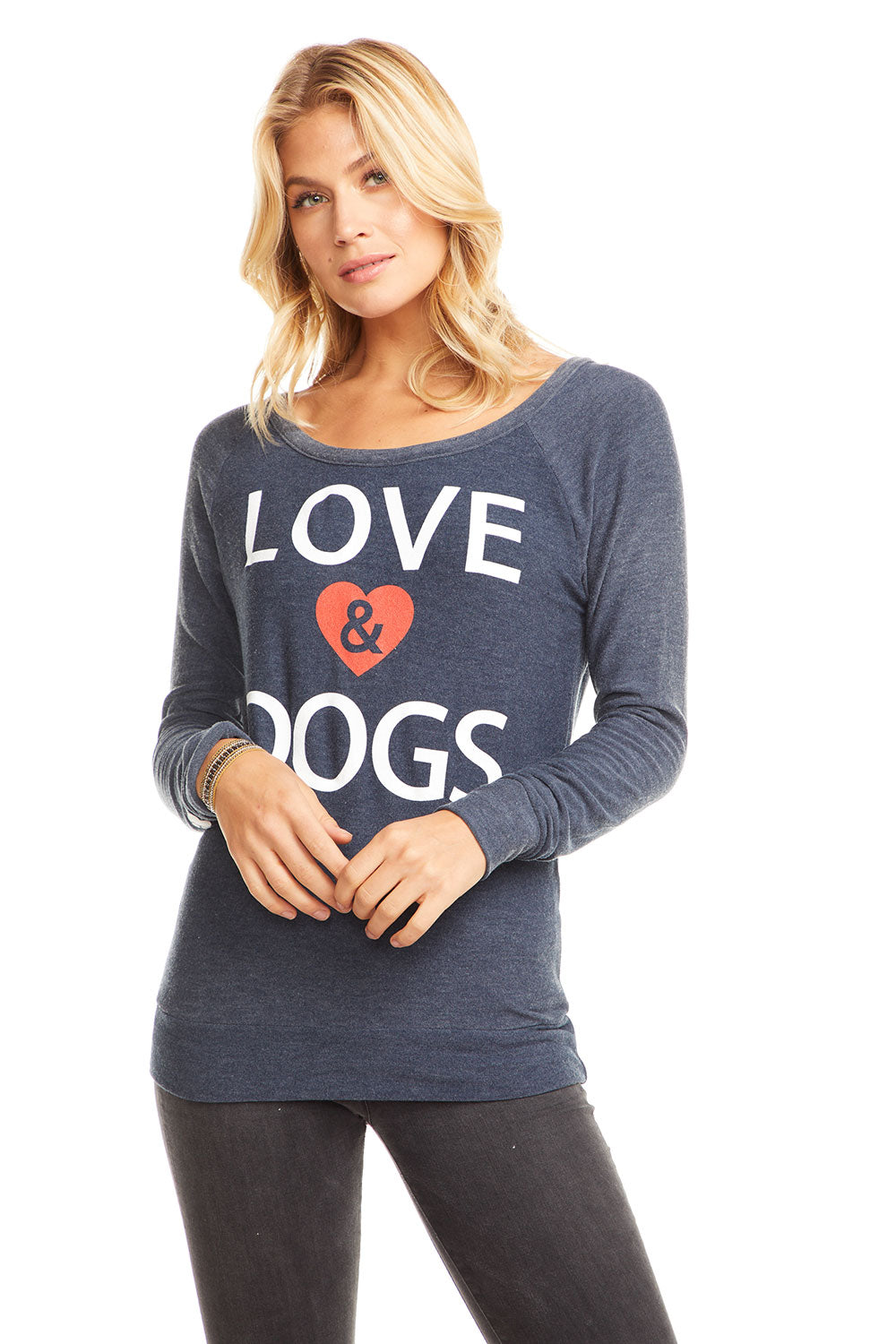 Love And Dogs, WOMENS, chaserbrand.com,chaser clothing,chaser apparel,chaser los angeles