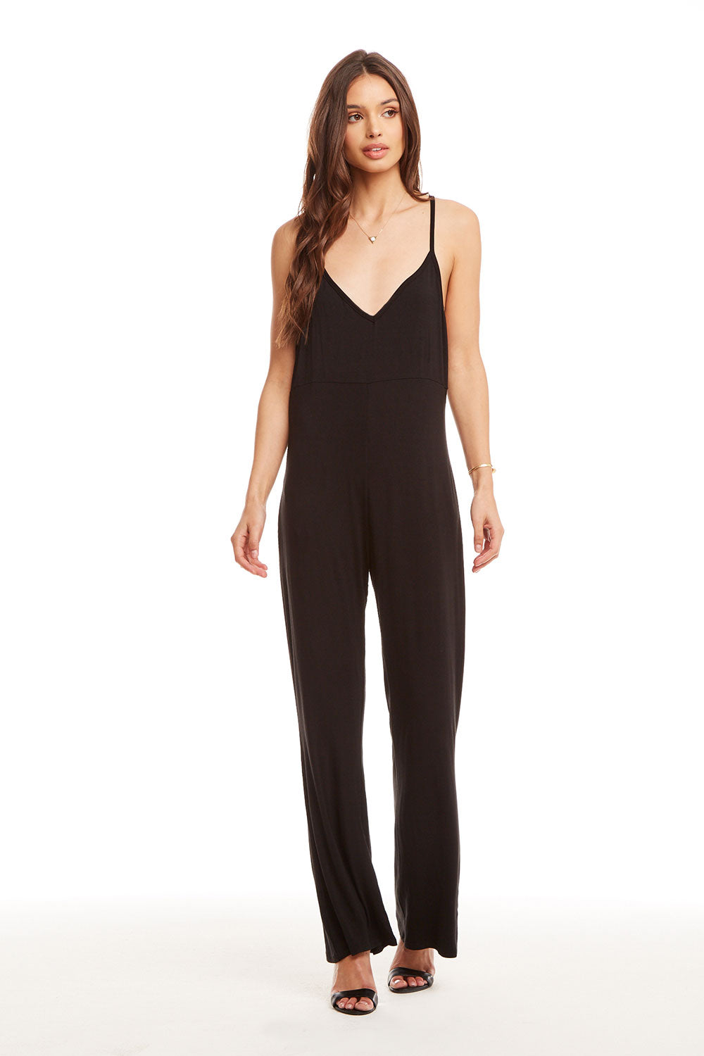 Cool Jersey Racer Back Jumpsuit WOMENS chaserbrand4.myshopify.com