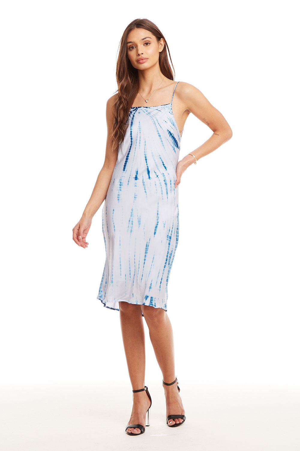 6099bf1bc073 Silky Basics Deep Scoop Back Midi Slip Dress, WOMENS, chaserbrand.com,chaser