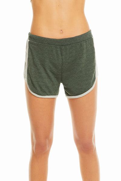 Blocked Jersey Track Shorts WOMENS chaserbrand4.myshopify.com
