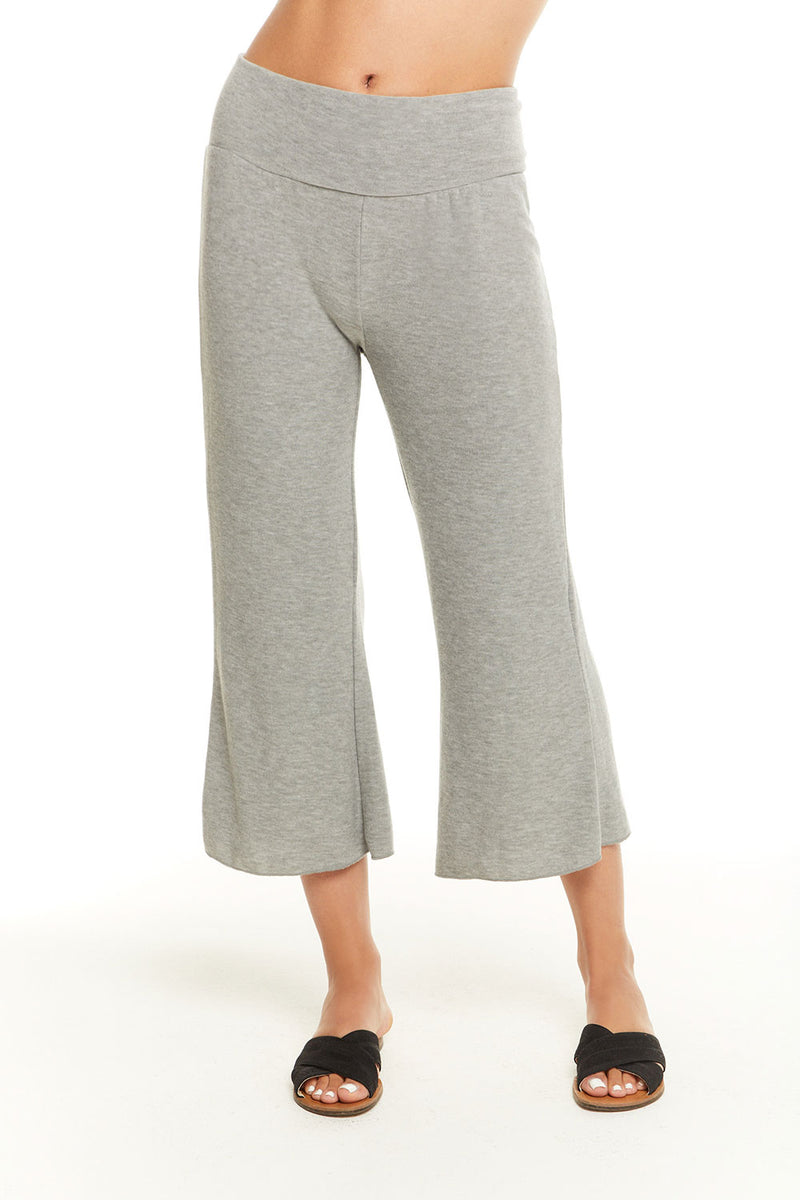 Cozy Knit Wide Leg Lounge Pant, WOMENS, chaserbrand.com,chaser clothing,chaser apparel,chaser los angeles