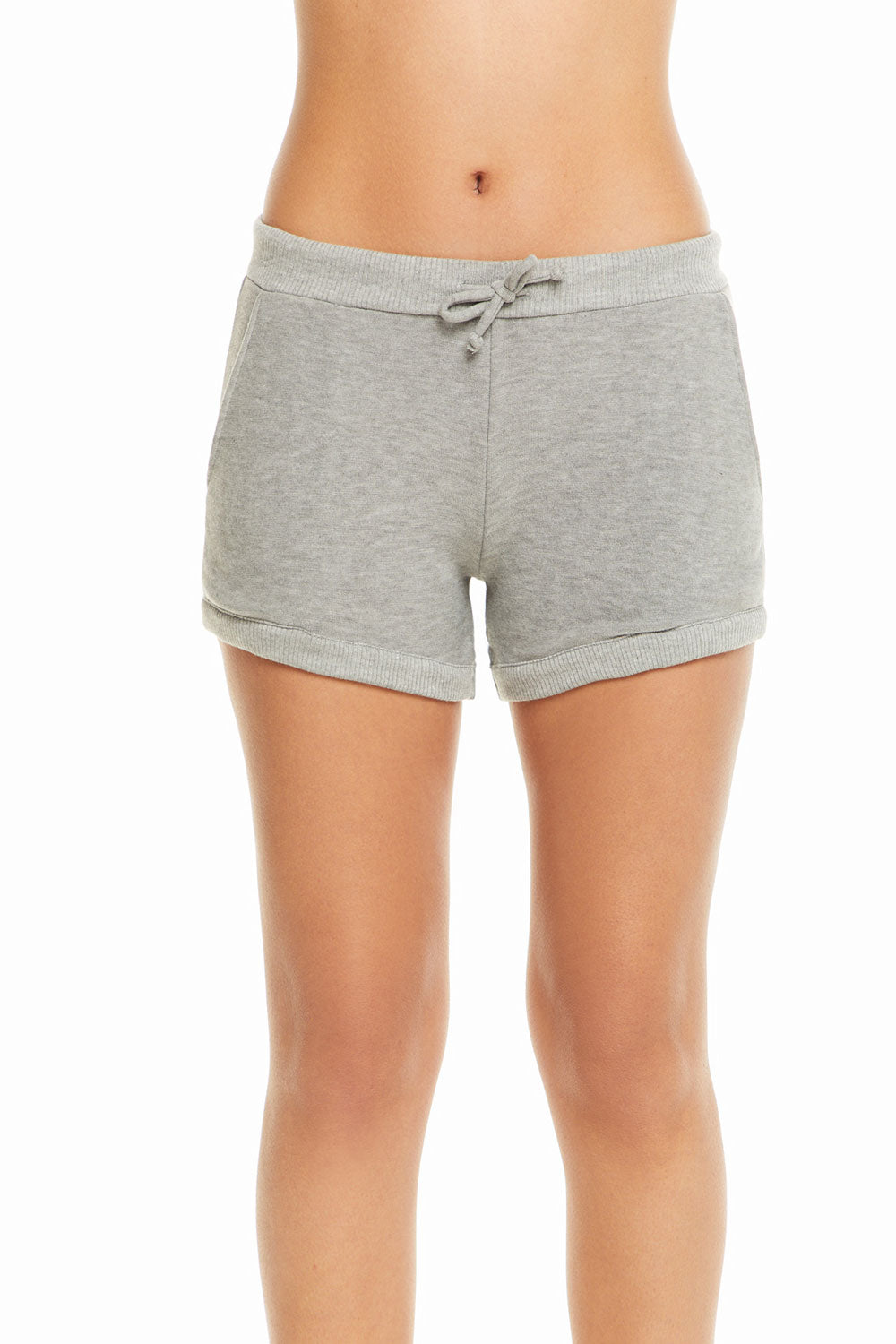 Cozy Knit Drawstring Lounge Short, WOMENS, chaserbrand.com,chaser clothing,chaser apparel,chaser los angeles