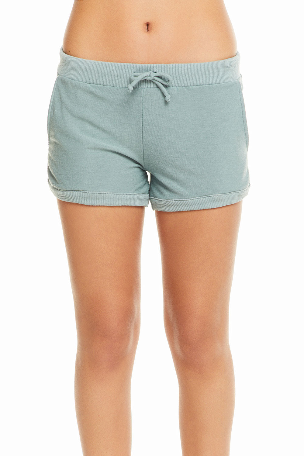 Cozy Knit Drawstring Lounge Short WOMENS chaserbrand4.myshopify.com