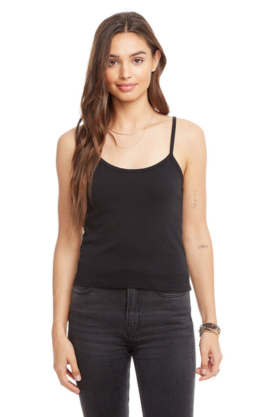 Baby Rib Cropped 90's Cami WOMENS chaserbrand4.myshopify.com
