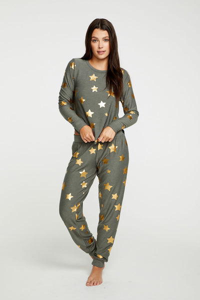 Gold Star Pants WOMENS chaserbrand4.myshopify.com