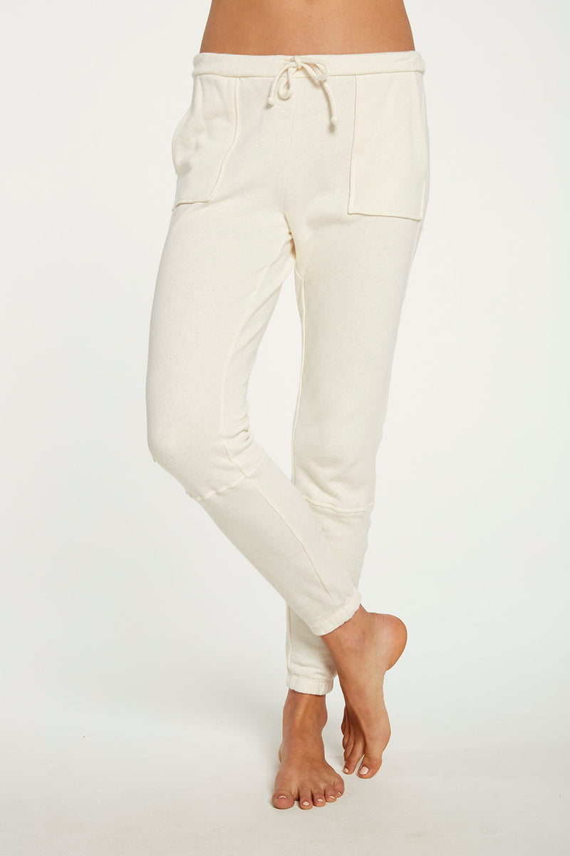 Linen French Terry Cargo Lounge Pant WOMENS chaserbrand4.myshopify.com