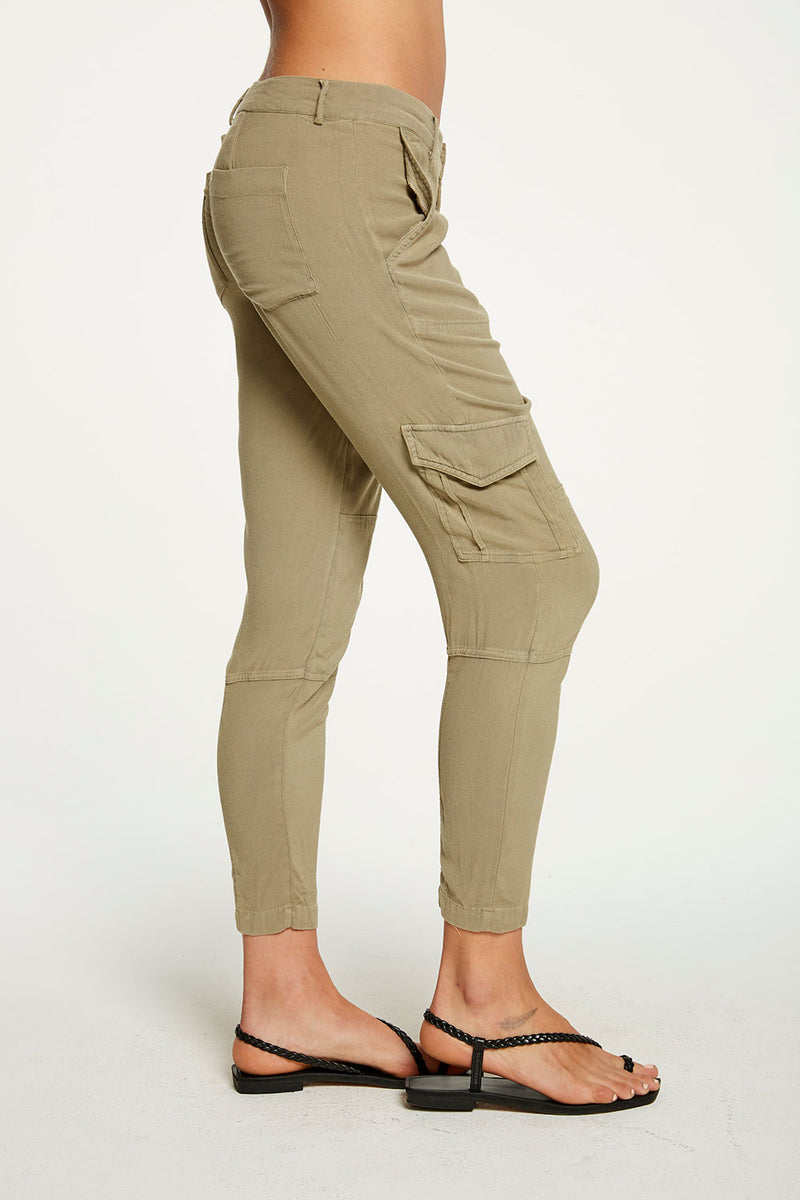 Heirloom Wovens Cargo Pant WOMENS chaserbrand4.myshopify.com
