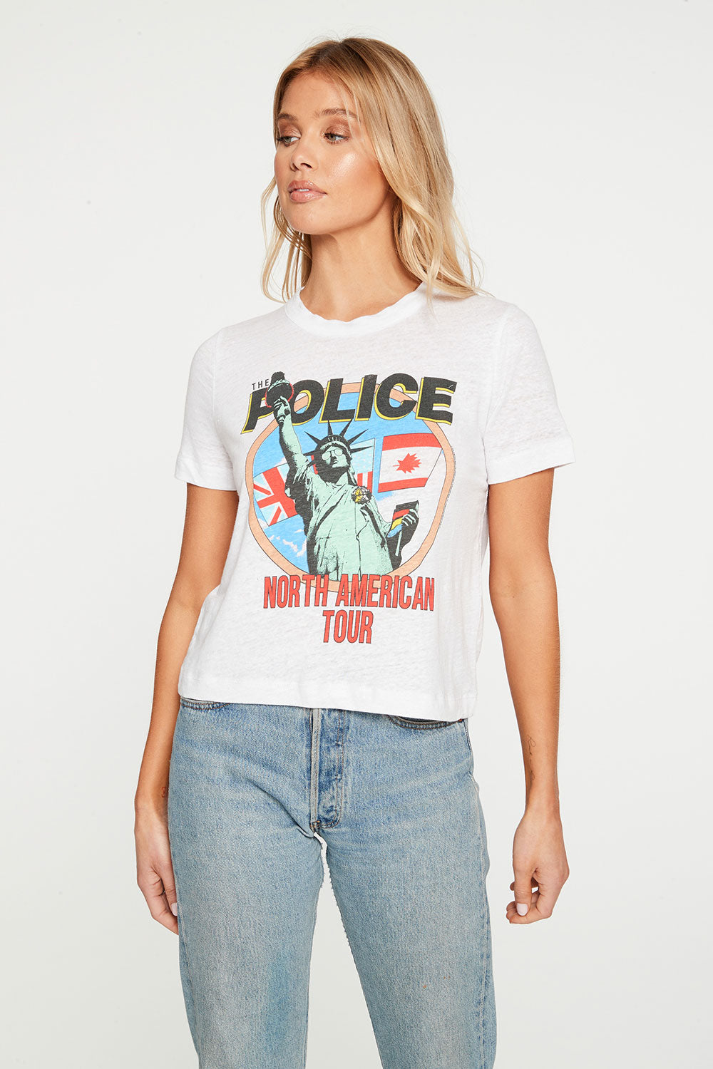 The Police - North America 1983 WOMENS chaserbrand4.myshopify.com