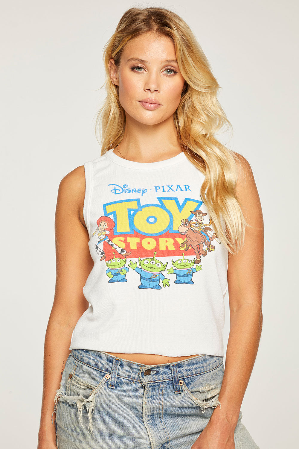 Toy Story - Classic Logo WOMENS chaserbrand4.myshopify.com