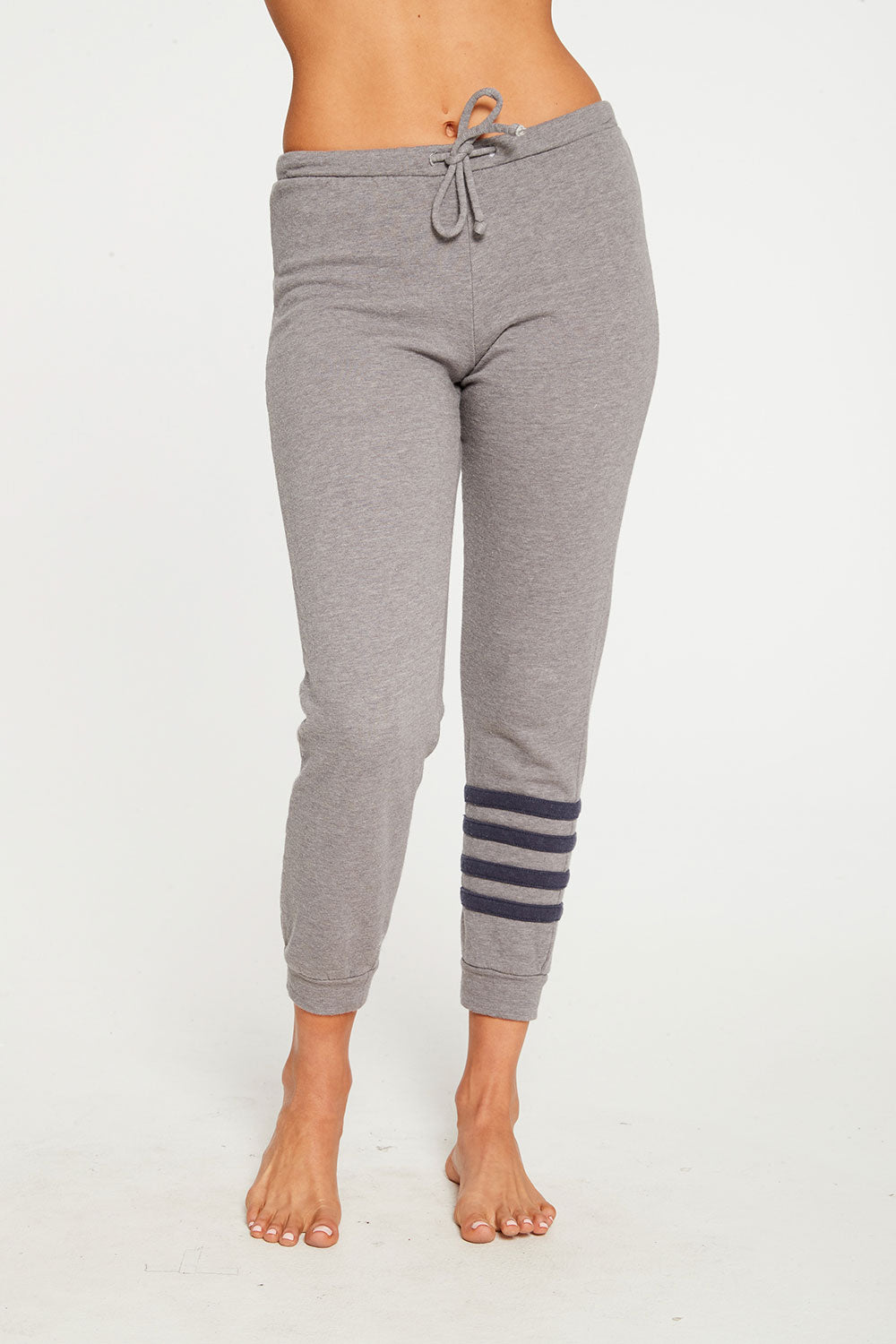Cashmere Fleece Slouchy Jogger with Strappings WOMENS chaserbrand4.myshopify.com