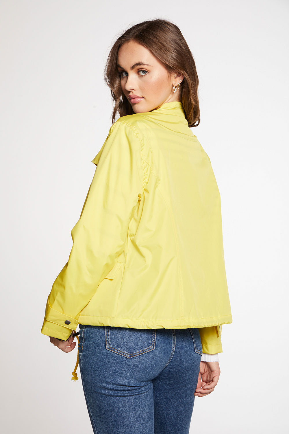 Short Utility Raincoat WOMENS - chaserbrand