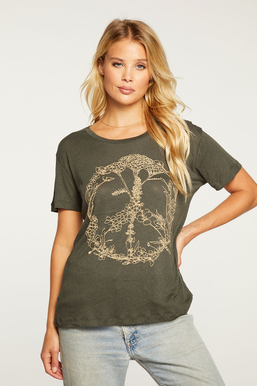 Peace Wreath WOMENS chaserbrand4.myshopify.com