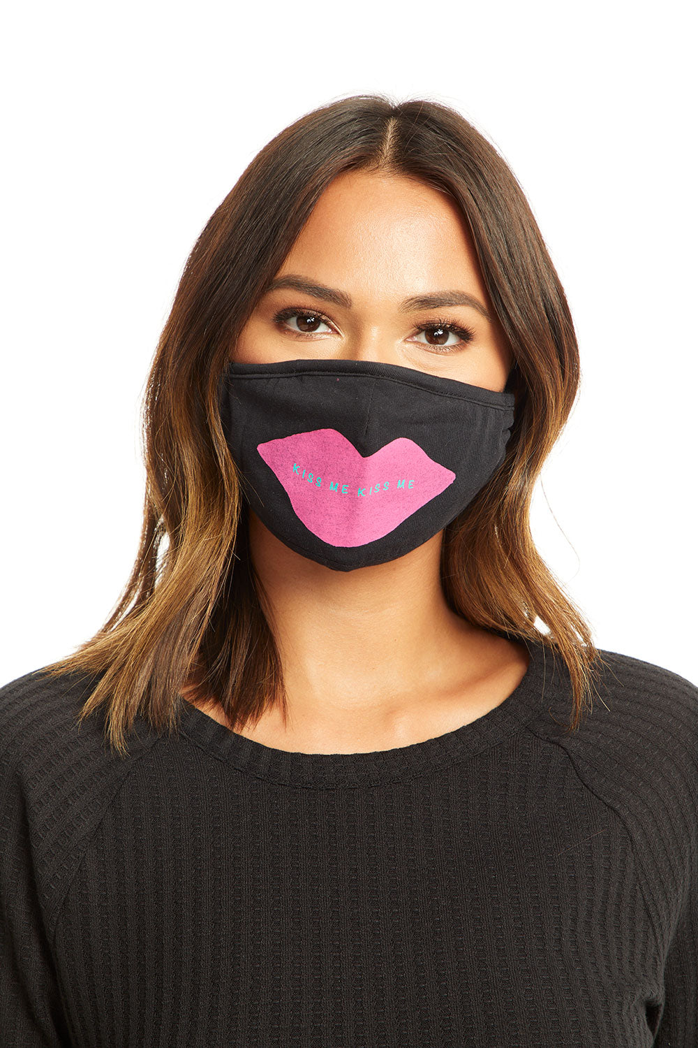 Kiss Me Mask MASKS - chaserbrand