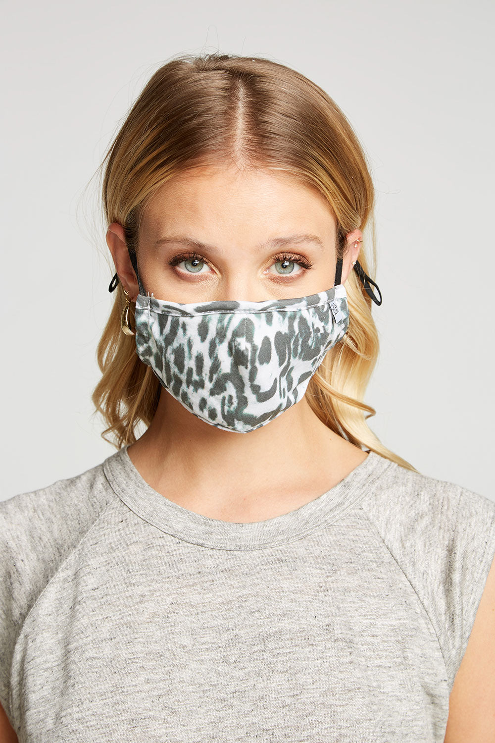 White Cheetah Mask MASKS - chaserbrand