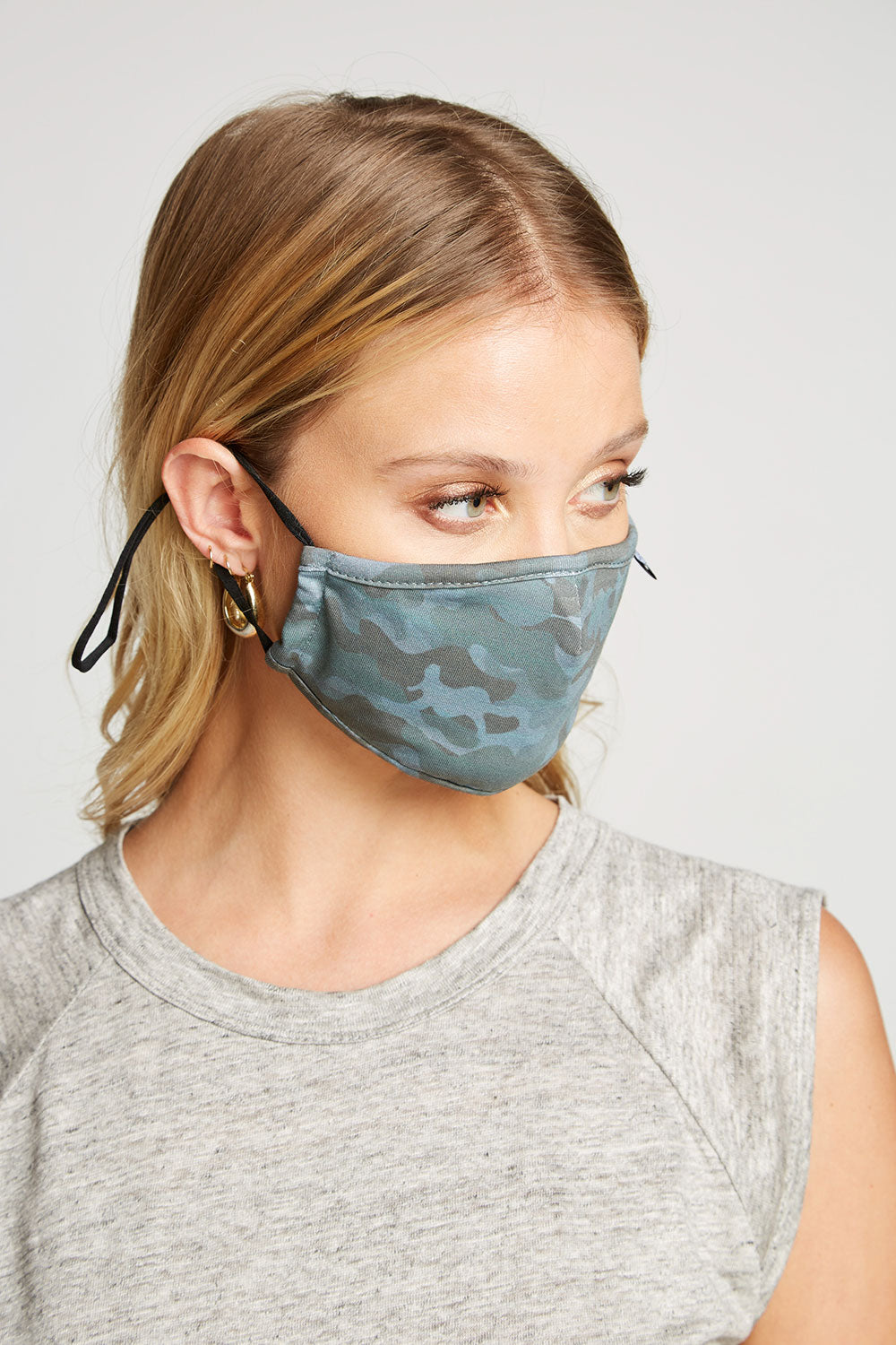 Black Camo Mask MASKS - chaserbrand