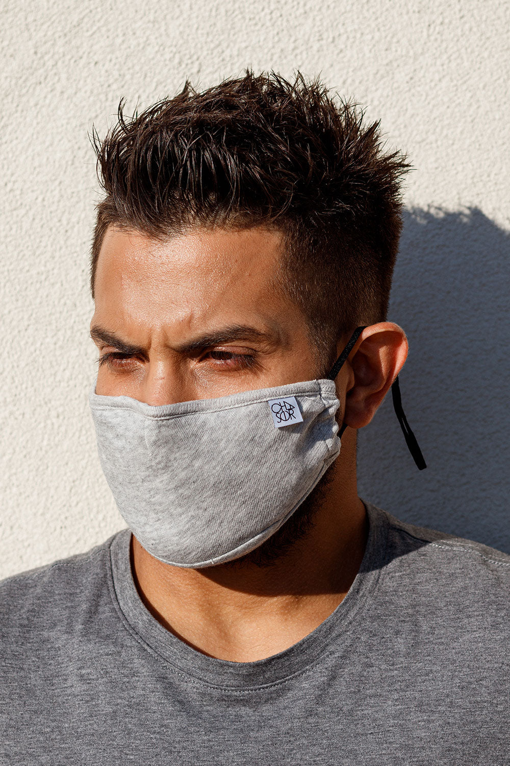 Unisex Solid Cotton Mask MASKS - chaserbrand