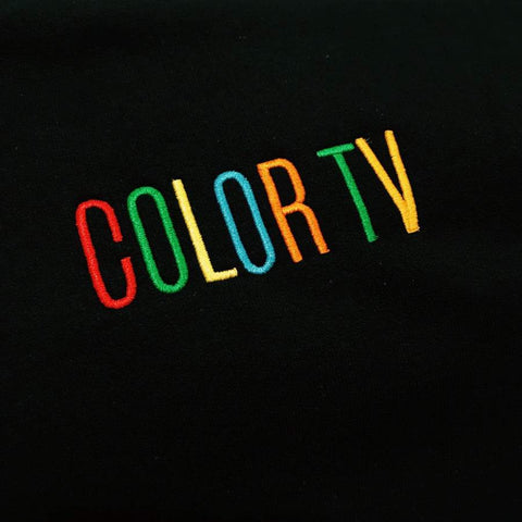 COLOR TV Sweatshirt