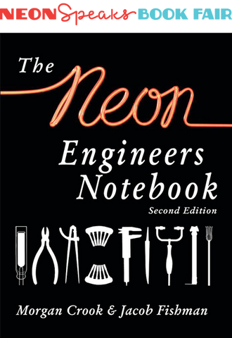 Book - Neon Engineer's Notebook (Shipped by Author) C#