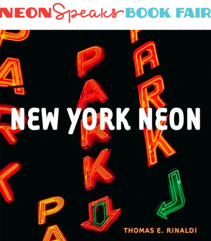 Book - New York Neon C#