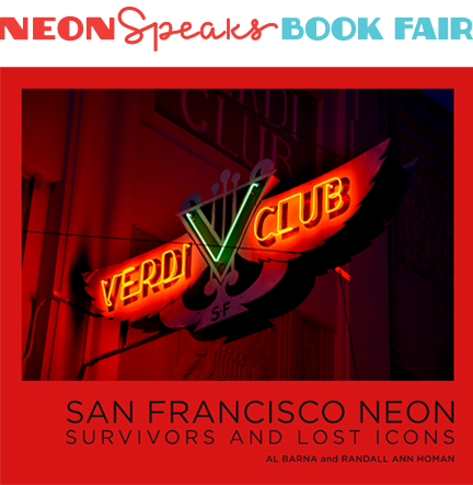 Book - San Francisco Neon