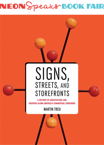 Book - Signs, Streets & Storefronts