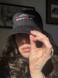 Hat - Embroidered MONA Rat Logo