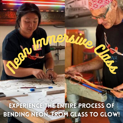 One-Day Neon Art Immersive  5/22/21, 6/12/21, 7/10/21