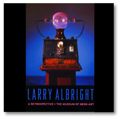 Catalog - Larry Albright: A Retrospective