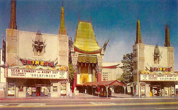 Note Card - Grauman's Chinese Theater