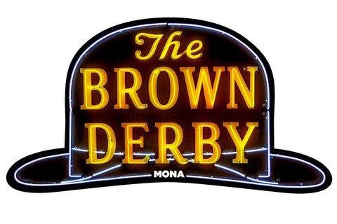 Magnet - Brown Derby
