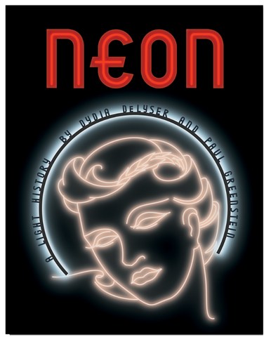 Preorder Book - Neon, A Light History (No Local Pickup) C#