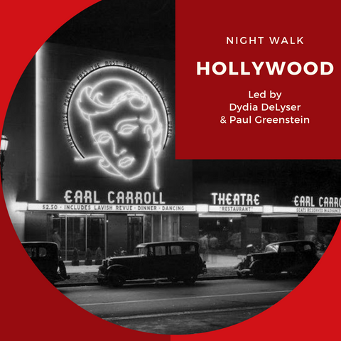Neon Night Walk-Hollywood Boulevard: Stars and Signs 5/27/21
