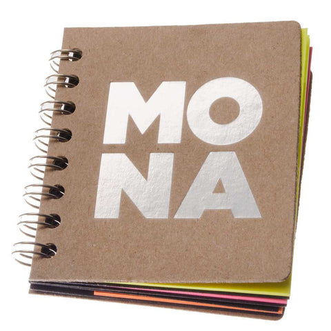Notebook - MONA Post-Its