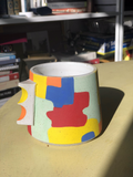 Alexis Wade Ceramic Mug - Puzzle (Local Pickup Only) C#