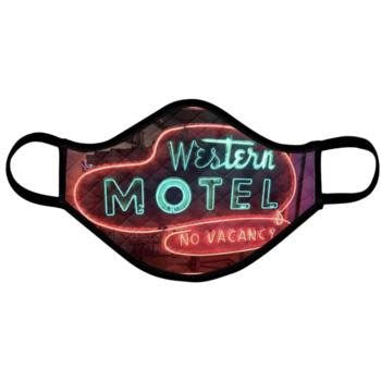Face Mask - Western Motel