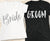 BRIDE & GROOM SHIRTS Script Set Pick Color