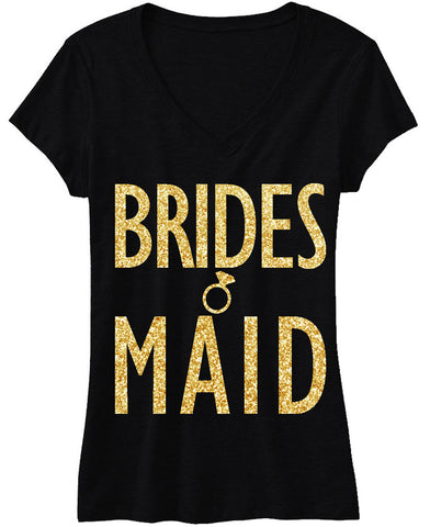 bridesmaid shirts