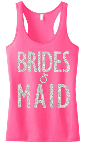 Bridesmaid tanks
