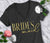 VOGUE Bridal Party V-Neck Shirts - Many Styles to Choose