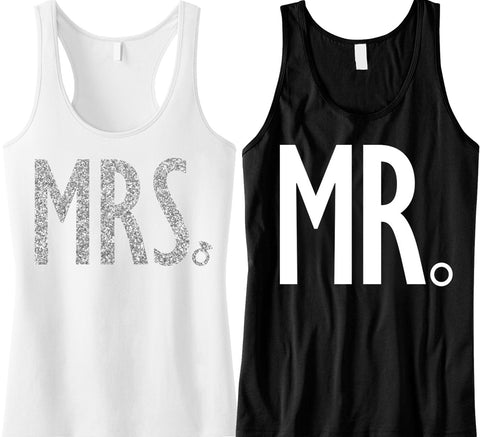 mr and mrs shirts