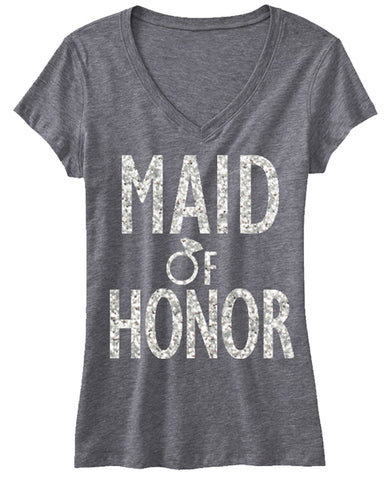 maid of honor shirt