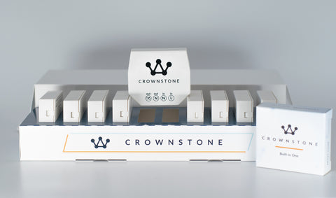Starter kit (10 units) - Crownstone Built-in One