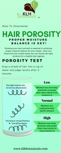 Hair Porosity and Why It's Important